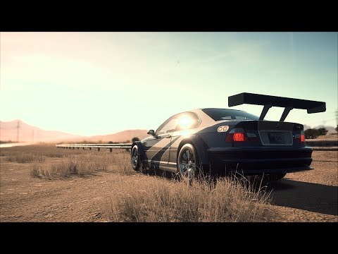 NFS Payback with Most Wanted Pursuit Music