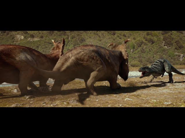 Walking with Dinosaurs: The 3D Movie - Official Trailer #2