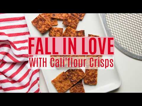 How to Make Cauliflower Pizza Crusts