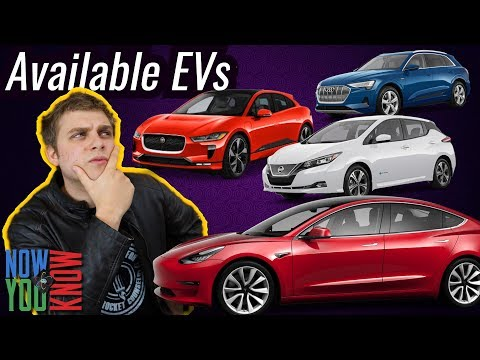 Buyer's Guide to Available EVs | In Depth