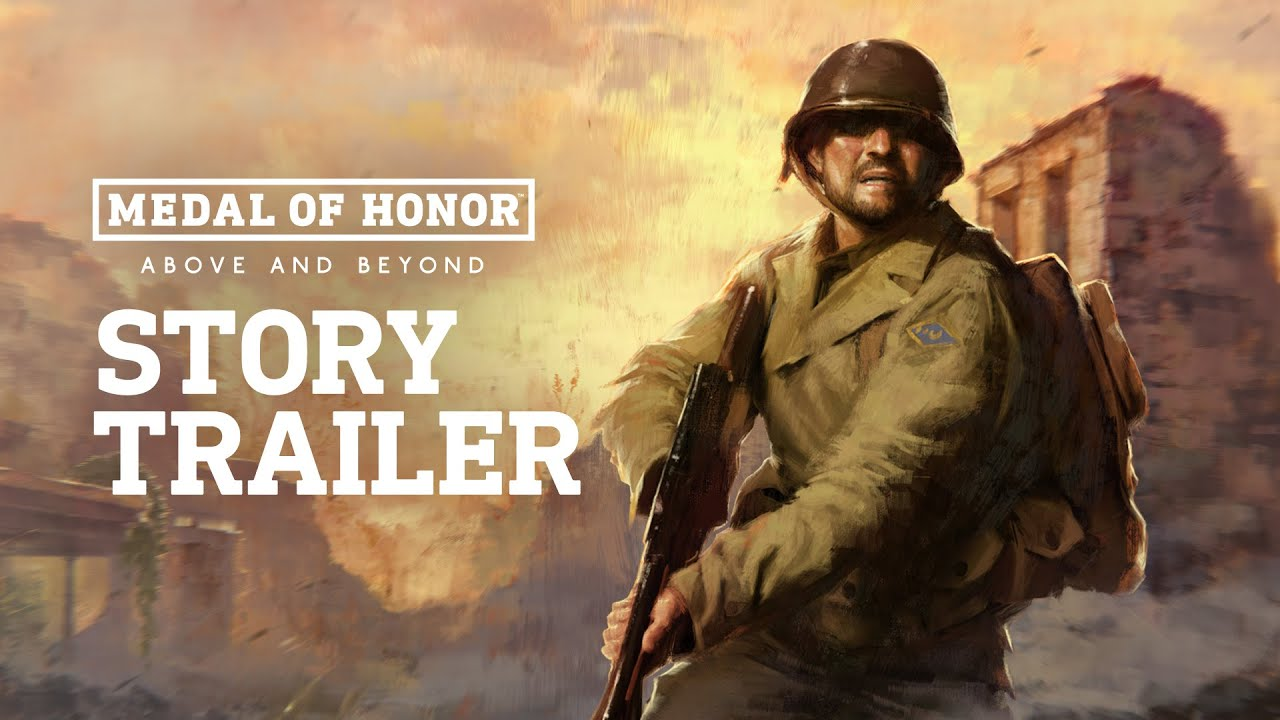Medal of Honor: Above and Beyond Gets a Story Trailer