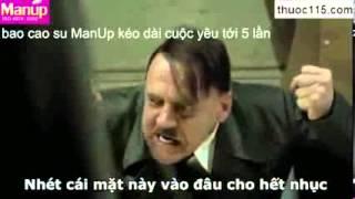 Hitler cũng phát điên không có xe chính chủ xem phim hài Việt Nam 2013 - chế thui:)
