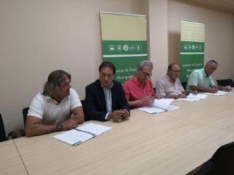 Los vecinos de cinco nuevos municipios se beneficiarán de las ventajas del Consorcio de Transportes