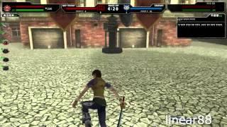 Gunz - Blitzkrieg Gameplay