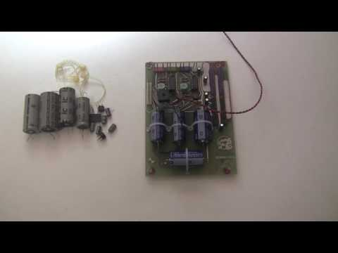 Synthchaser #014 - Oberheim OB-Xa Repair - Part 1/3 - Power Supply & Voice Card Rebuilds