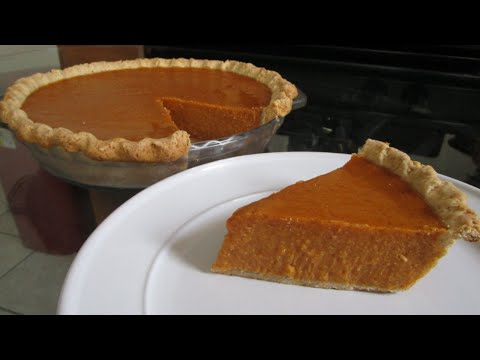 How To Make A Sweet Potato Pie From Scratch
