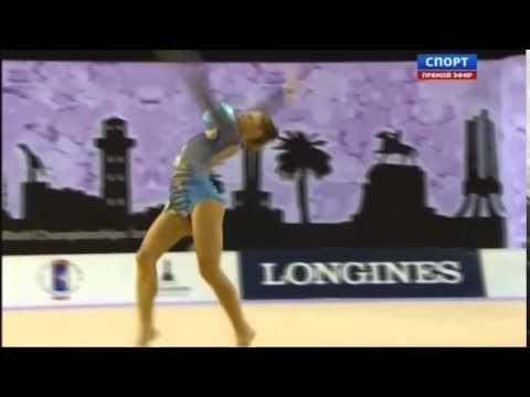 Maria Mateva Ball WC Izmir 2014 AA Final