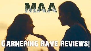 MAA Garnering Rave Reviews!   Sarjun KM   Ondraga Originals   Ondraga Entertainment