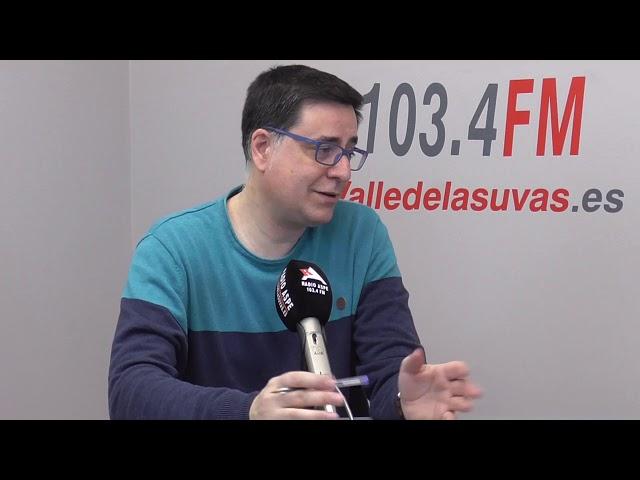 Entrevista con Paco bonmatí.