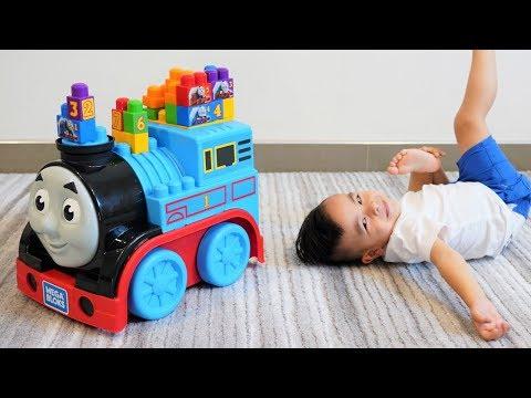 Thomas & Friends  Mega Bloks Building Toy Children's Fun Play With Ckn Toys
