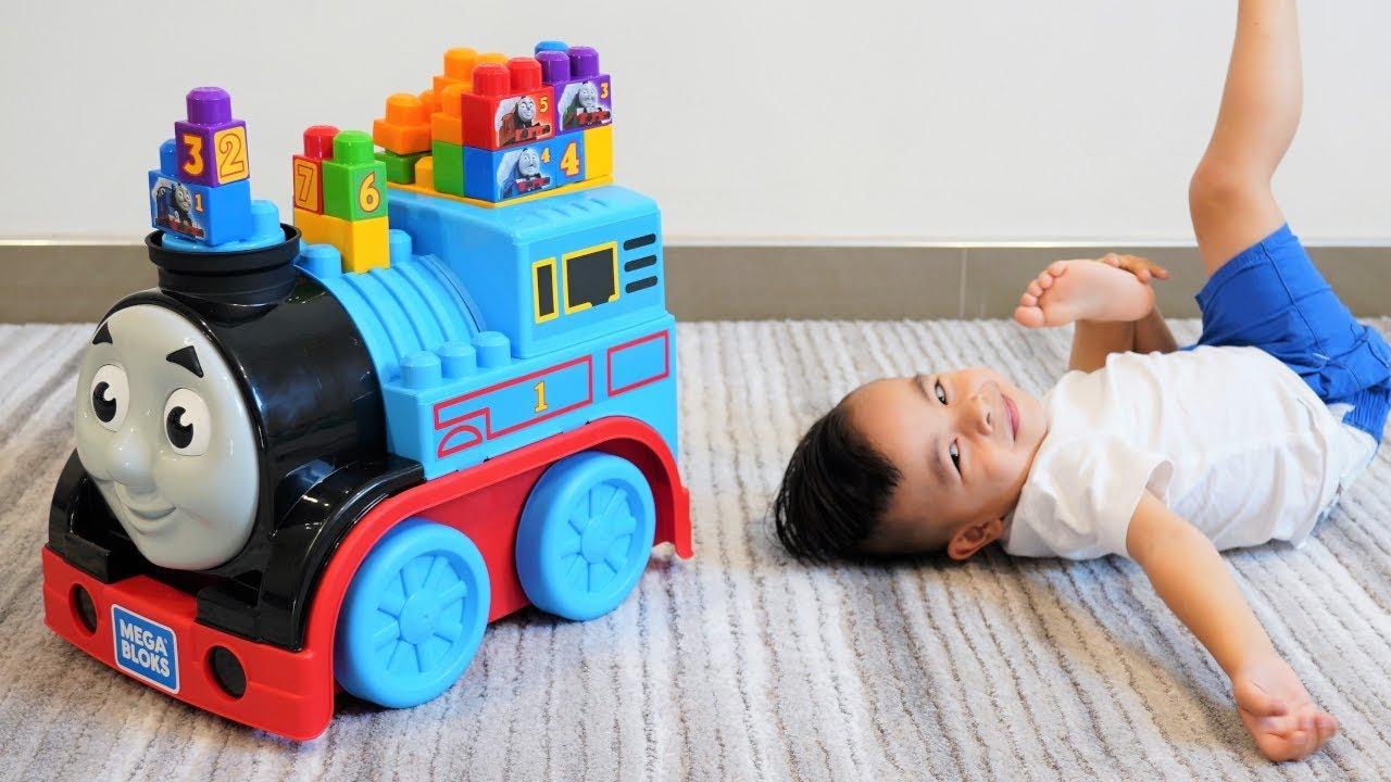 Thomas & Friends  Mega Bloks Building Toy Childrens Fun Play With Ckn Toys