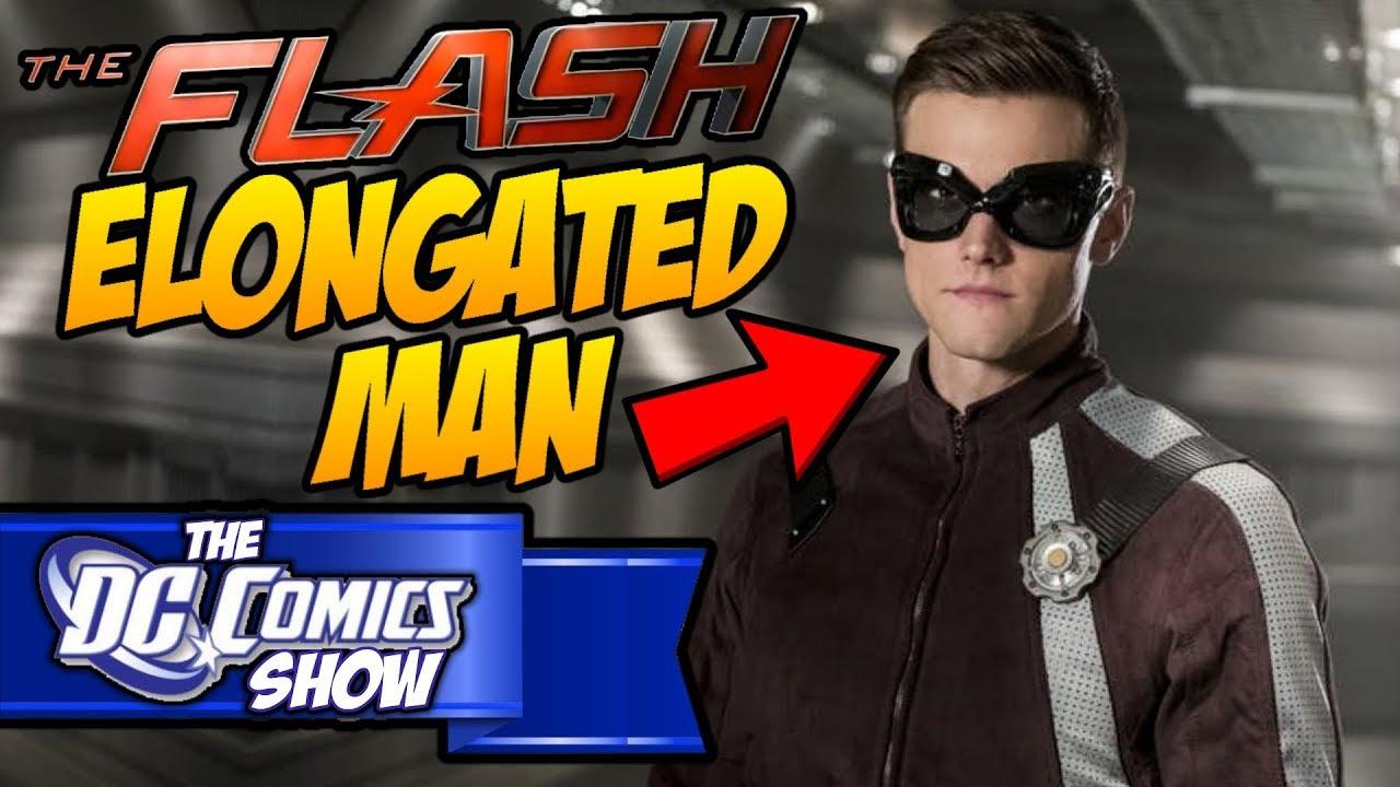 Elongated Man Costume Revealed The Dc Comics Show Youtube