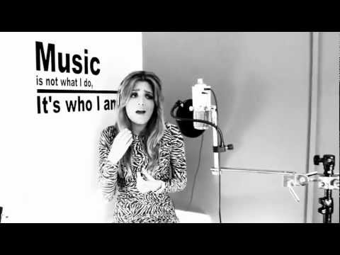 Alex Clare - Too Close (Cover) by Alice Olivia (LIVE)