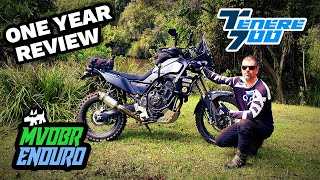 Yamaha Tenere 700 - One Year 12,000km Review & Mods