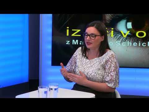 [Video Iz Oči v Oči]  20.05.2018 Nova24TV: Gostja Alenka Gotar