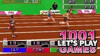 International Track & Field (PS1) - Let