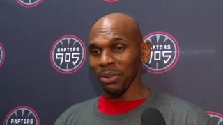 Raptors 905 Post-Game: Jerry Stackhouse - April 27, 2017