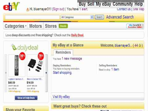 Why You Should Have Multiple eBay Accounts - eBay Video Tutorials