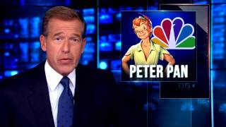 Brian Williams Announces Allison Williams' 'Peter Pan' Casting
