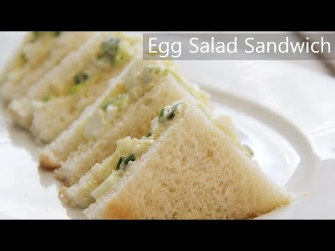 Egg Sandwich Recipe - Indian Healthy breakfast and Egg recipes by Shilpi