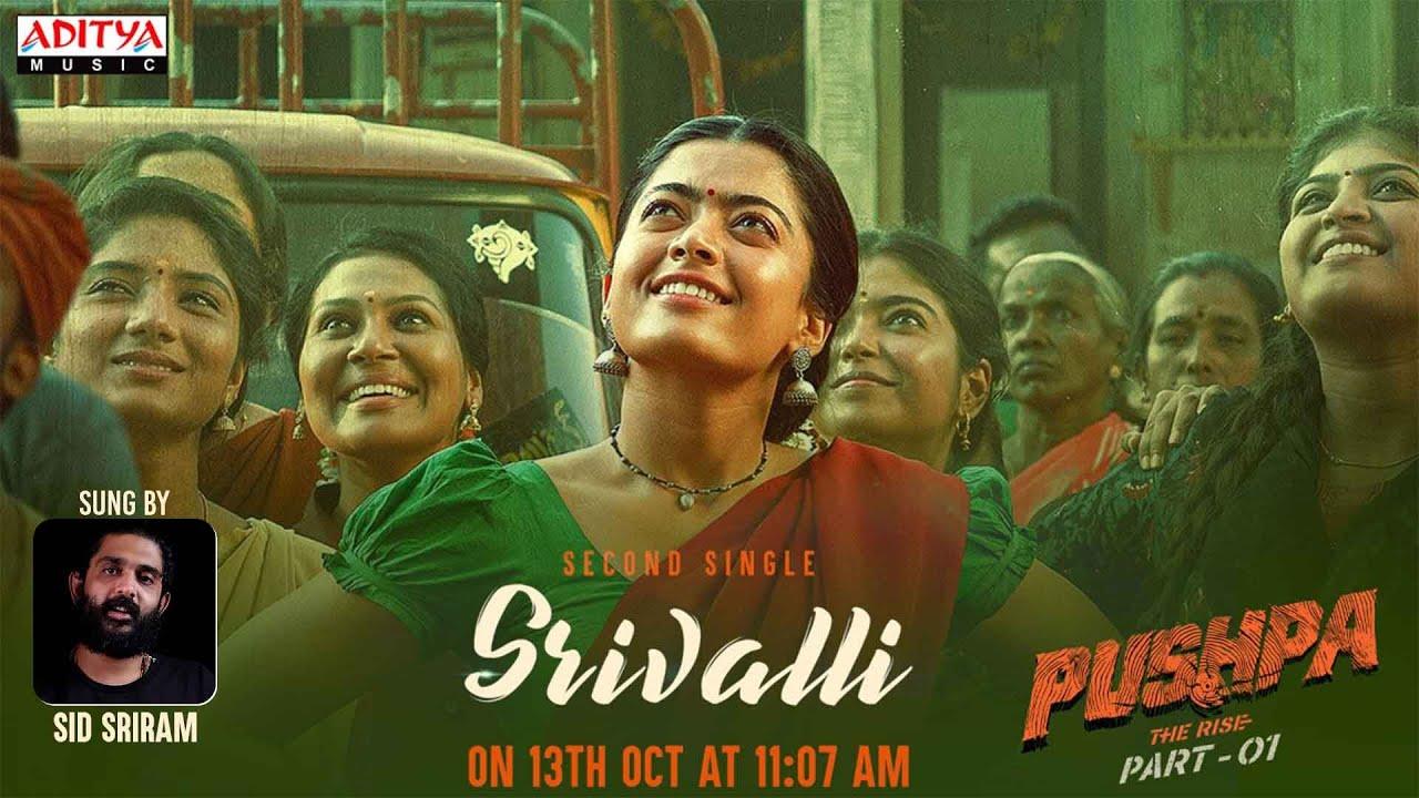 Sid Sriram About #Srivalli Song   Pushpa   Allu Arjun, Rashmika   DSP   Sukumar - YouTube