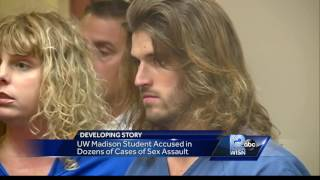 Madison student accused of sex crimes