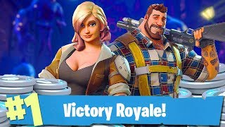 Fortnite-SAVE The WORLD! FIRST TIME PLAYING SAVE THE WORLD! HAVE FREE VBUCKS???