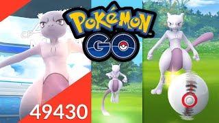 Mein erster Mewtu EX-Raid | Pokémon GO Deutsch #544
