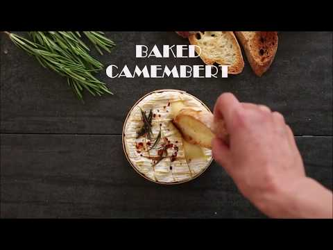 How To Make The BEST Baked Camembert