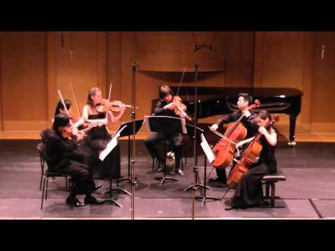 """Tchaikovsky String Sextet """"Souvenir de Florence"""". Munich 2011"""