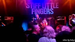 Stiff Little Fingers-WASTED LIFE-Live @ Slim