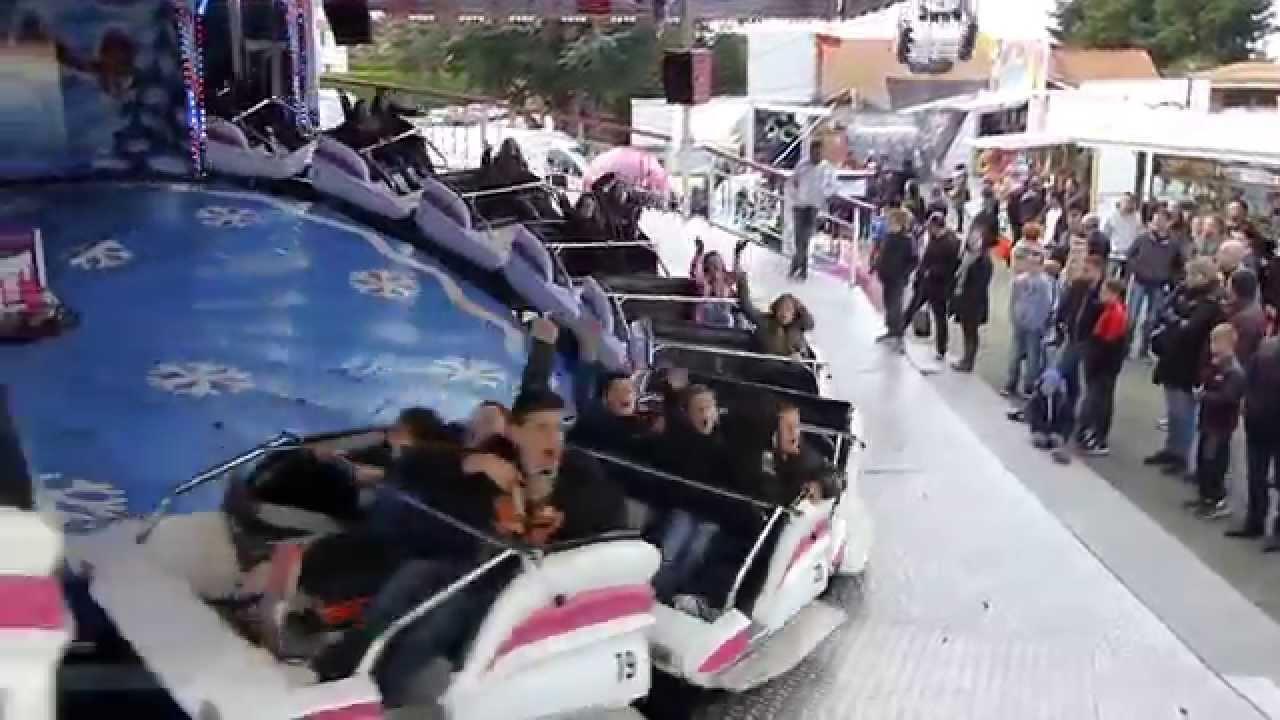 Célèbre Vogue (fête foraine) de VIOLAY (42) le dimanche 18 octobre 2015. -  YouTube