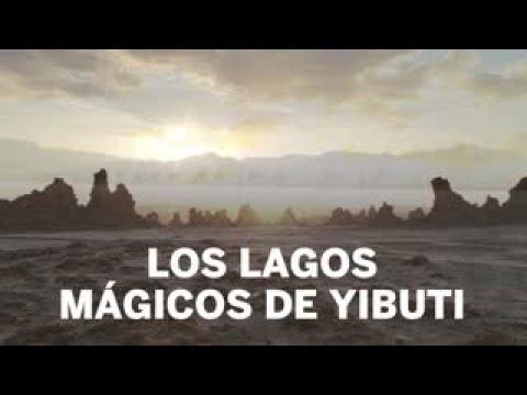 Los lagos mágicos de Yibuti | Internacional