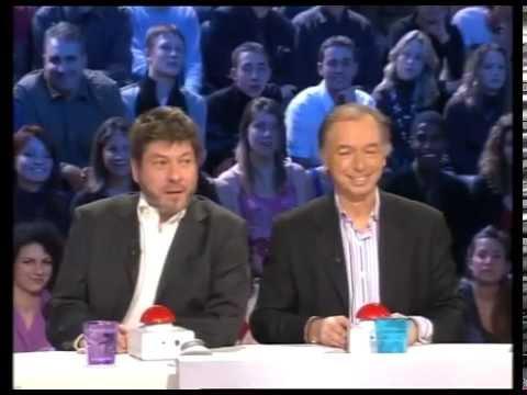 Chevallier & Laspalès - On n'est pas couché 2 décembre 2006 #ONPC