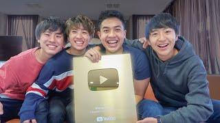 UNBOXING GOLD PLAY BARENG WASEDA MANTAPPU BOYS!
