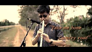 [TLE KLUITHAI] - Take me home country road - John Denver Cover
