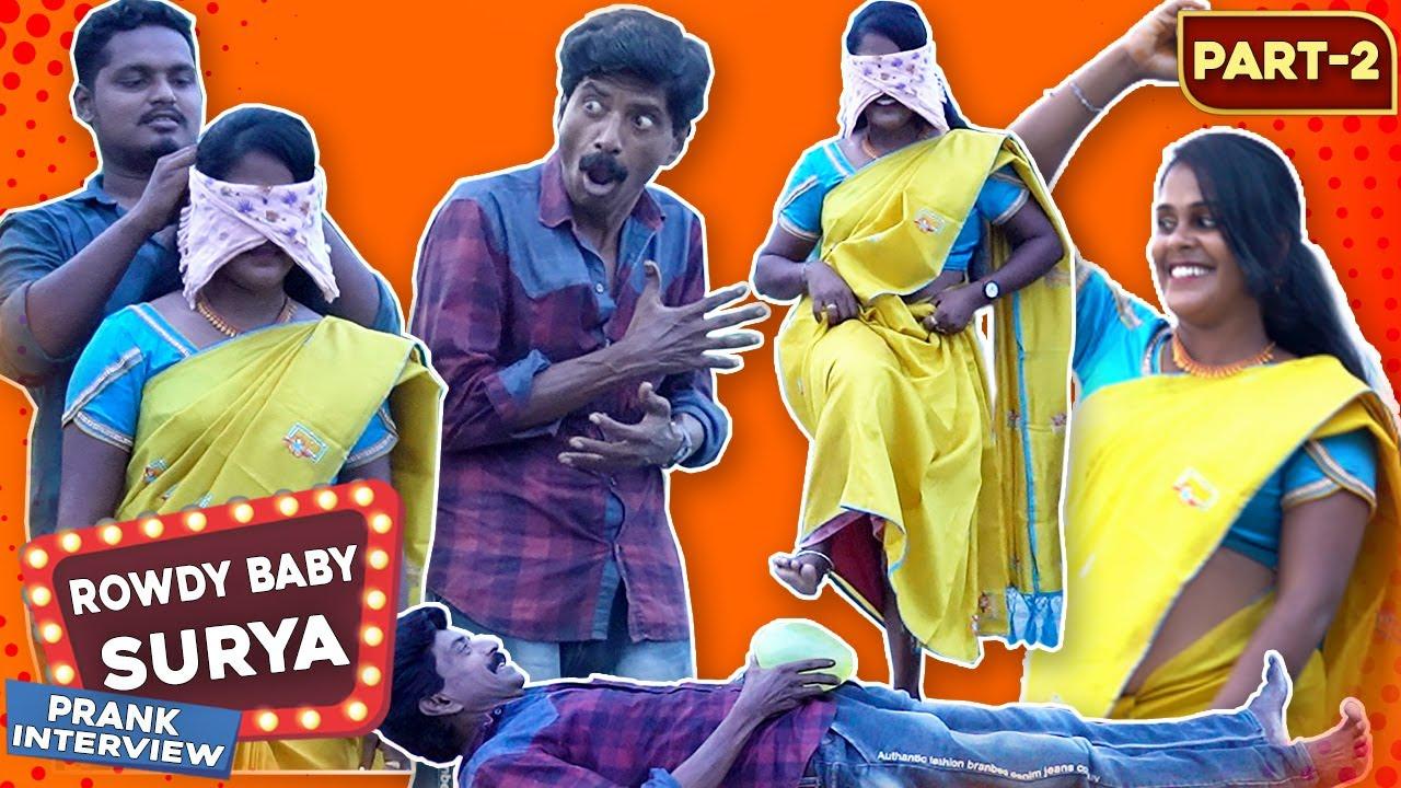 Rowdy Baby Surya prank Interview 2   Tamil Prank Interview   Tamil Medium Pasanga Prank   JMV Pranks