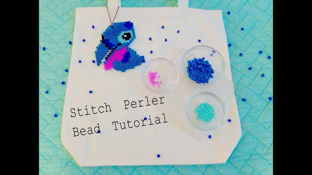 Stitch Perler Bead Tutorial