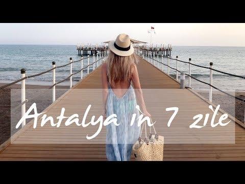 7 Days In Antalya | Info Trip