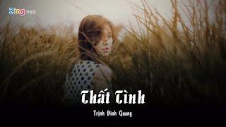 Thất Tình - Trịnh Đình Quang (Video Lyrics, Karaoke)