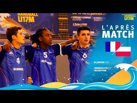 Après-match France - Turquie - Pologne | Mardi 17 Janvier
