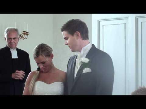 Utan dina andetag, Daniels överraskning på bröllopet