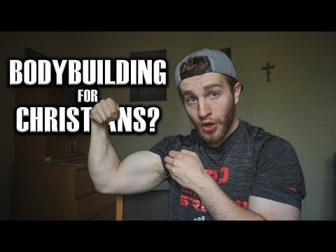 Bodybuilding Can Make You a Better Christian