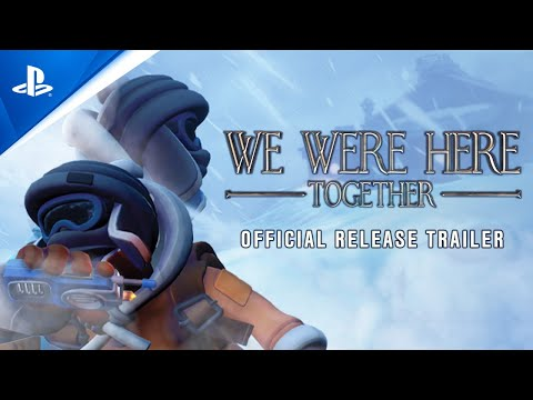 We Were Here Together - Launch Trailer I PS5, PS4