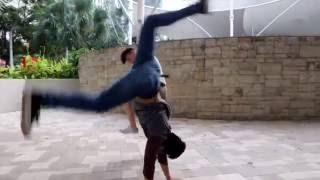 Cordao De Ouro Capoeira Indonesia - Vida Real