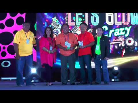 Fellowship Night Awarding (Rotary International District 3860 District Conference 2017)