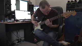 Soundgarden - She Likes Surprises (Guitar Cover)