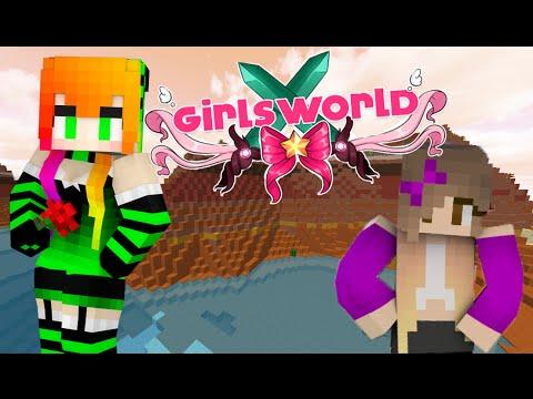 ~\GirlsWorld//~ Exploracion con Lyna (#12) | Nia