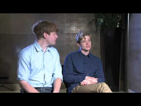 Downton Abbey : Matt Milne and Ed Speleers on joining the cast