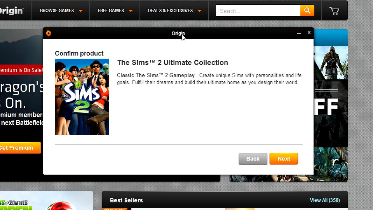 You can still get the sims 2 ultimate collection off origin for.